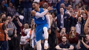 Minnesota Timberwolves v Oklahoma City Thunder