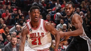San Antontio Spurs v Chicago Bulls