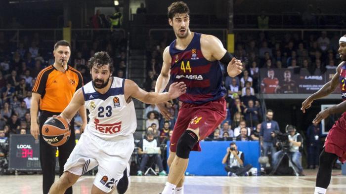 REAL MADRID VS BARCELONA EUROLIGA 1