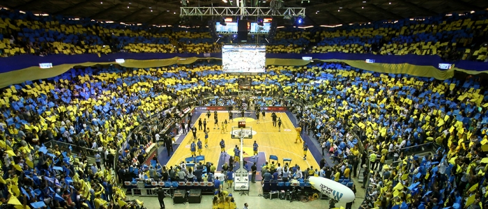 Menora Mivtachim Arena Maccabi