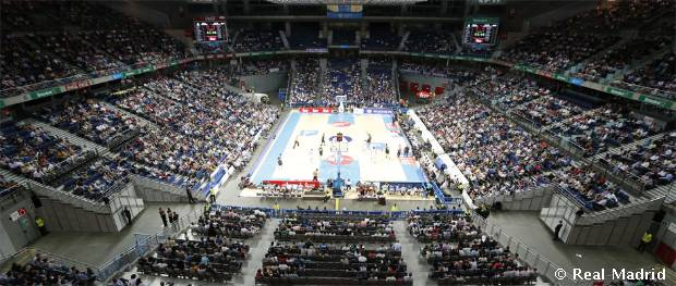 Wizink Center R.Madrid