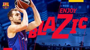 Blazic (Fuente: fcbarcelona.com)
