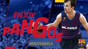 Pangos (Fuente: fcbarcelona.com)