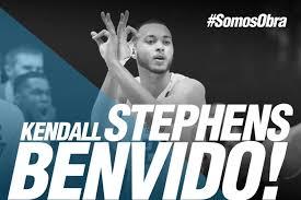 Kendall Stephens (Fuente: obradoiro.cab)
